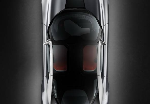 Saab PhoeniX Concept at Geneva 2011