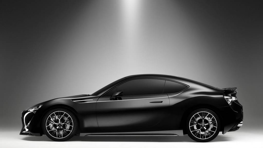 Toyota FT-86 II Concept Unveiled