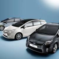 Toyota Prius Plus Hybrid MPV
