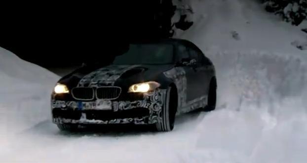 Video: 2012 BMW M5 F10M preview