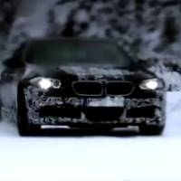 Video: 2012 BMW M5 Teased