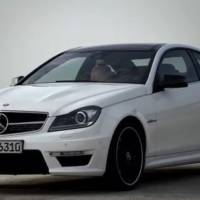 Video: 2012 Mercedes C63 AMG Coupe presentation and promo