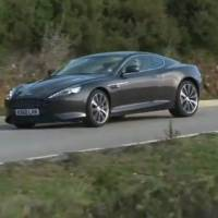 Video: Aston Martin Virage Test Drive