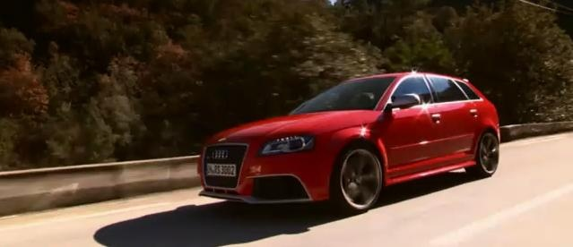 Video: Audi RS3 Road Test