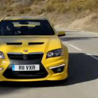 Video: Vauxhall VXR8 Review
