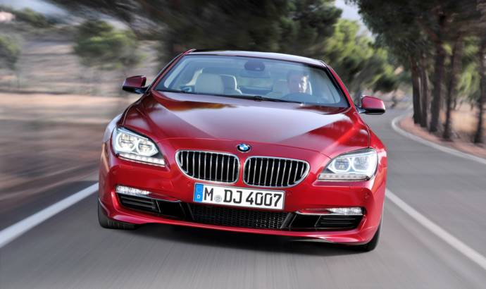 2012 BMW 6 Series Coupe Photos and Details