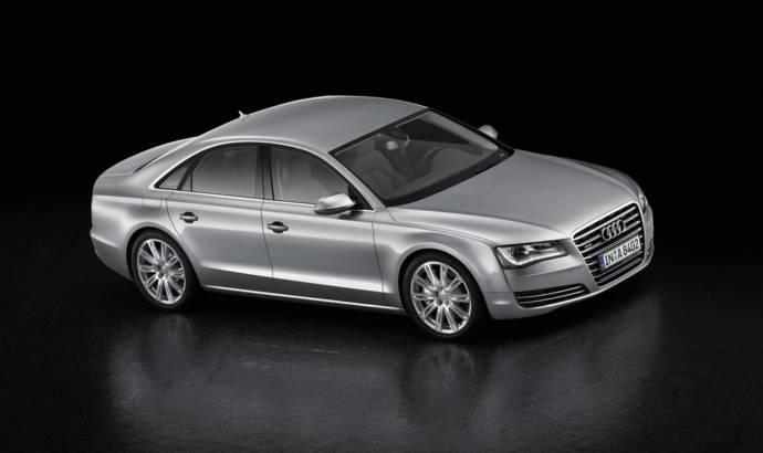 Audi A9 details