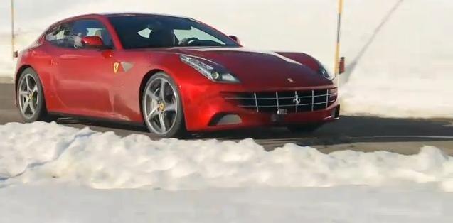 Ferrari FF Review Video
