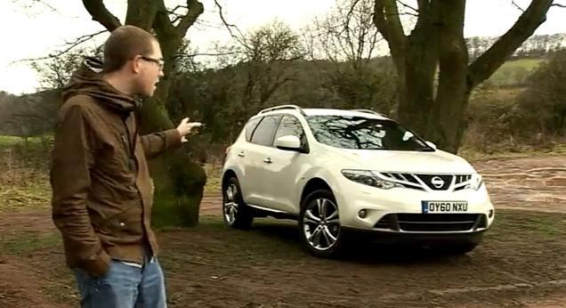 Nissan Murano Diesel review video