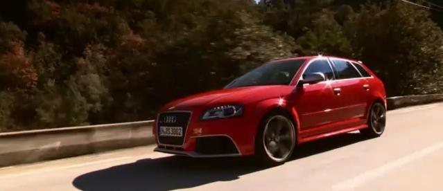 Video: Audi RS3 Road Test