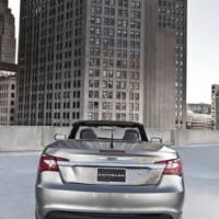 2011 Chrysler 200 S Sedan and Convertible