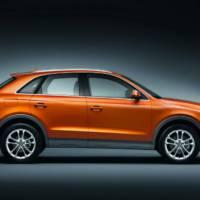 2012 Audi Q3 - Photos and Details