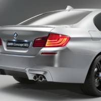 2012 BMW M5 Concept Unveiled