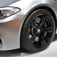 2012 BMW M5 Leaked Photos
