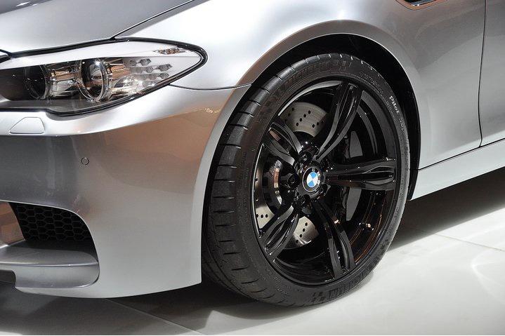 2012 BMW M5 Leaked Photos