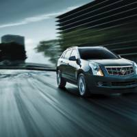 2012 Cadillac SRX gets 300 HP 3.6L V6