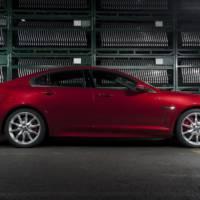 2012 Jaguar XF facelift