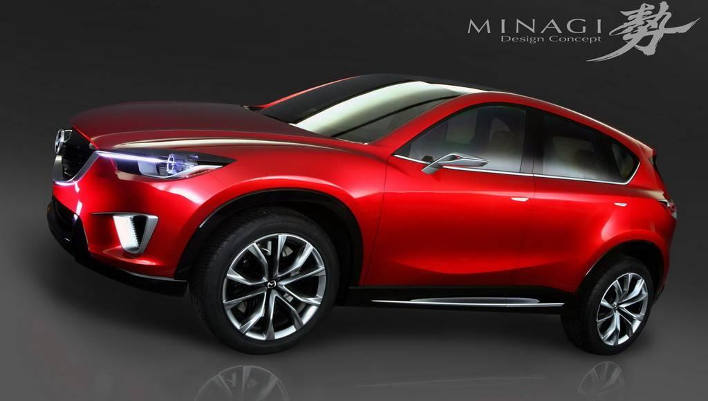 2012 Mazda CX5 SUV