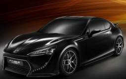 2012 Toyota FT-86 Initial Specs