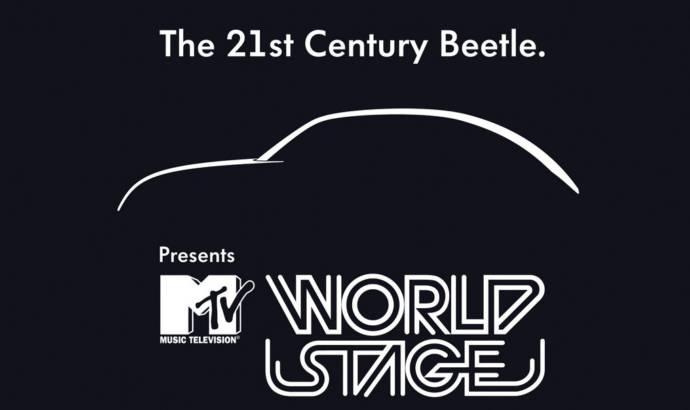 2012 Volkswagen Beetle world debut