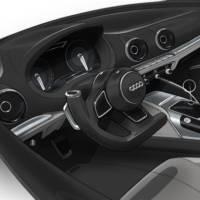 2013 Audi A3 Sketches