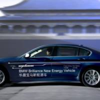 2013 BMW 5 Series Plug in Hybrid