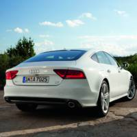 Audi A7 Price for US