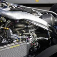 Audi R18 TDI Engine