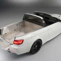 BMW M3 Pickup Unveiled