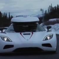 Koenigsegg Agera R Test Drive Video