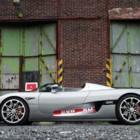 Koenigsegg CCR Evolution by EDO Competition