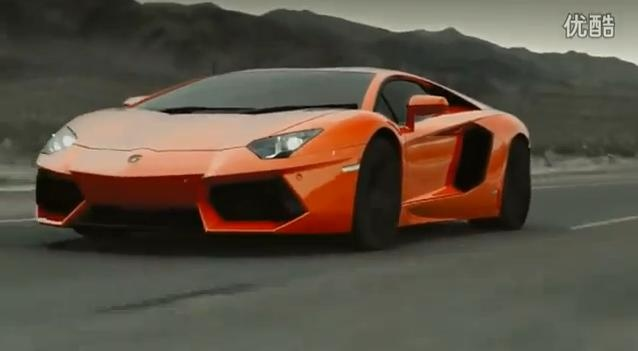 Lamborghini Aventador LP700-4 Commercial Video