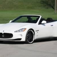 Maserati GranCabrio tuning by Novitec