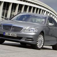 Mercedes S 350 BlueTEC gets ECO Start Stop As Standard