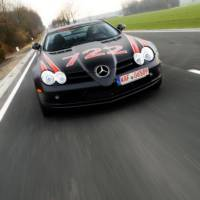 Mercedes SLR Black Arrow by EDO Competition