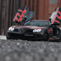 Mercedes SLR Black Arrow by EDO Competition