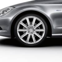 New Light Alloy Wheels from Mercedes