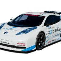 Nissan Leaf NISMO Racing Competition