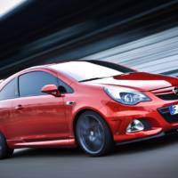 Opel Corsa OPC Nurburgring Edition Revealed