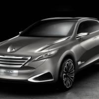 Peugeot SXC Concept