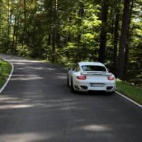 Porsche 911 Turbo power kits from Techart