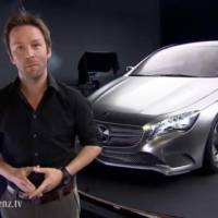 Presenation Video: Mercedes Concept A Class