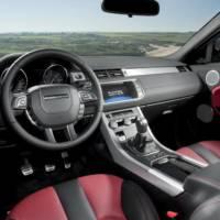 Range Rover Evoque Price