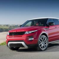 Range Rover Evoque Price