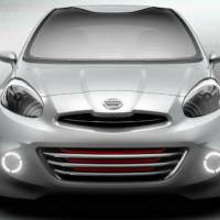 Shanghai 2011: Nissan Compact Sport Concept