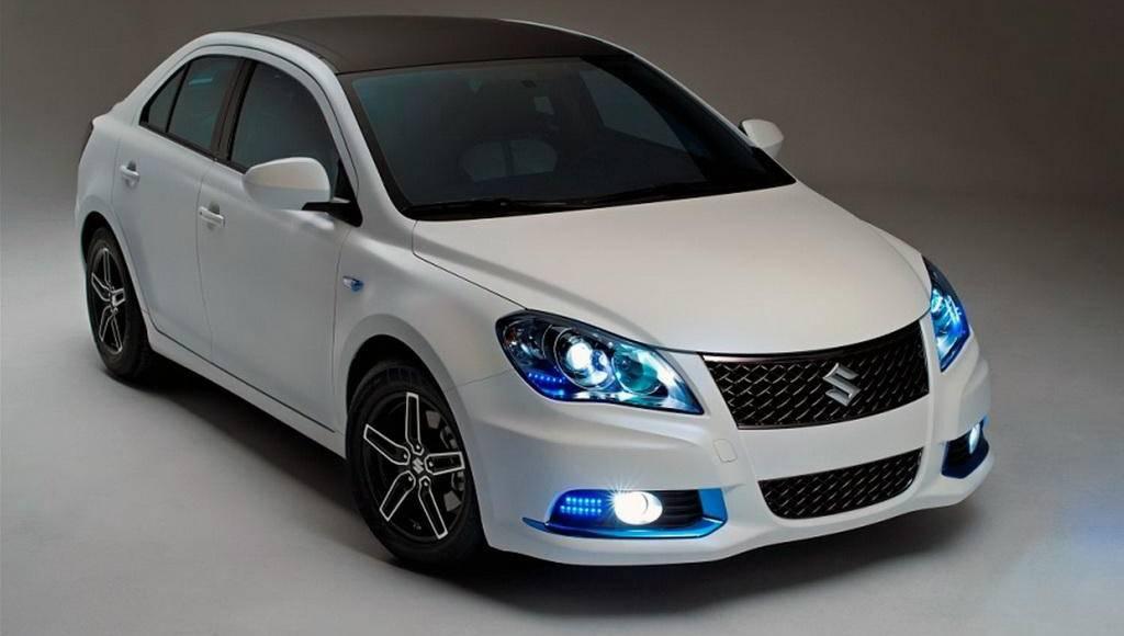 Suzuki Kizashi Hybrid Concept