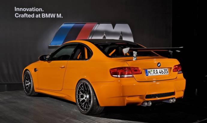 2011 BMW M3 GTS review video