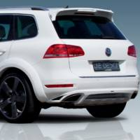 Volkswagen Touareg Hybrid with 400 HP from Je Design