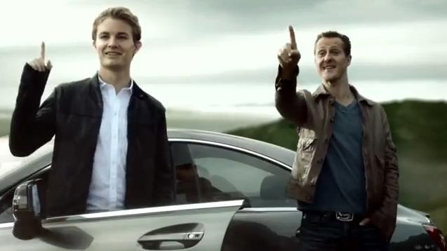 Who is Faster? Rosberg or Schumacher