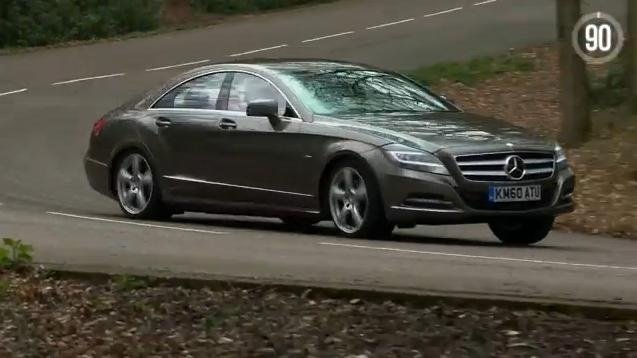 2011 Mercedes CLS Review Video
